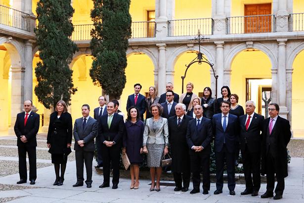 Virginia Marí participa en la Asamblea General de Alcaldes del Grupo Ciudades Patrimonio de la Humanidad de España