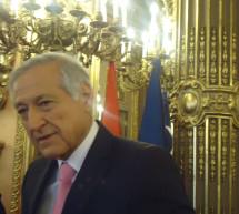 Heraldo Muñoz, ministro de Relaciones Exteriores de Chile en la Tribuna Americana EFE – Casa América