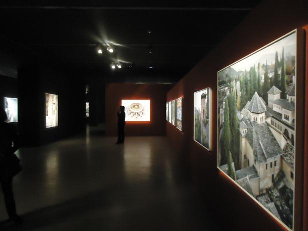 MAN. Exposición: Una visión inédita de la Alhambra Jean Laurent | Fernando Manso. Foto: © patrimonioactual.com