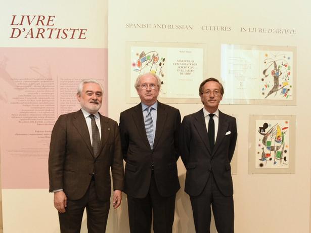 José María Lassalle inaugura el Año de la Lengua española y la Literatura en español en Rusia