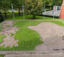 El parque floral de Keukenhof  y el Royal Delft homenajean a Van Gogh