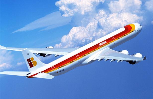 Iberia. AIRBUS A340 600