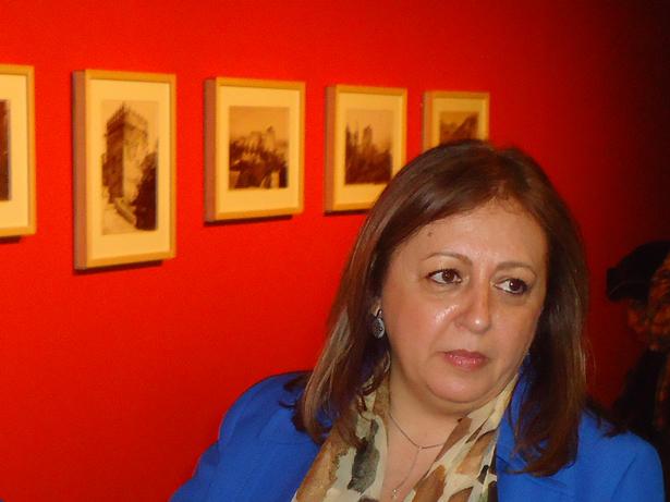 María del Mar Villafranca, directora general del Patronato de la Alhambra y el Generalife. Foto: © patrimonioactual.com