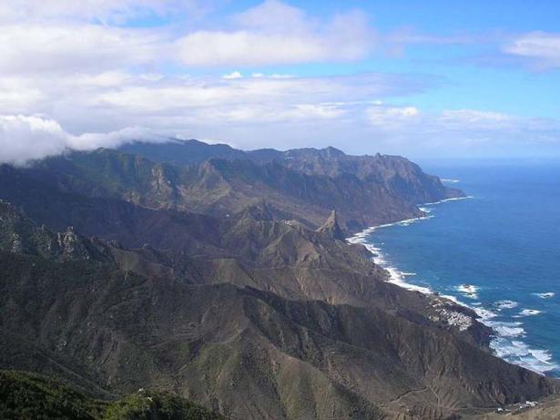 MAGRAMA - UNESCO. Reserva de la Biosfera del Macizo de Anaga, en Tenerife