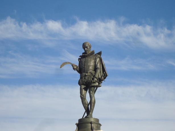 Creación de la Comisión Nacional para la conmemoración del IV Centenario de la muerte de Miguel de Cervantes