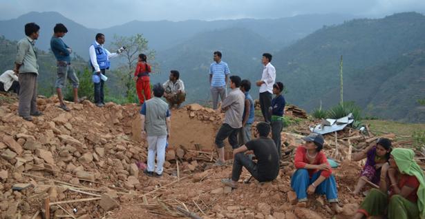 ACNUR pide ayuda para Nepal