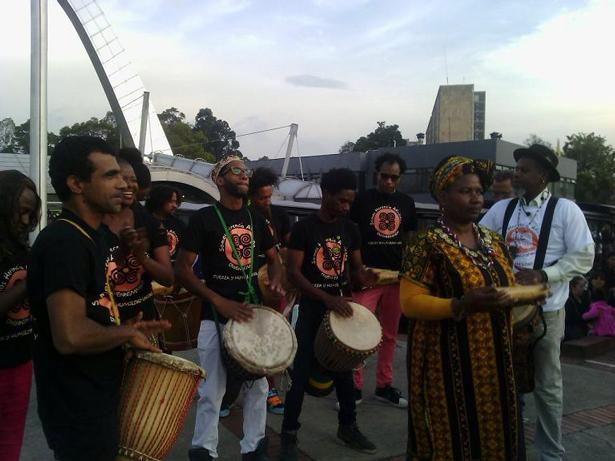 COLOMBIA. Desfile de Candanga en Corferias. Archivo MinCultura