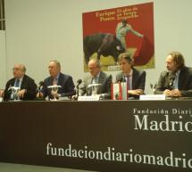 La Fundación Diario Madrid celebra por segundo año consecutivo sus coloquios en torno a la Feria de San Isidro