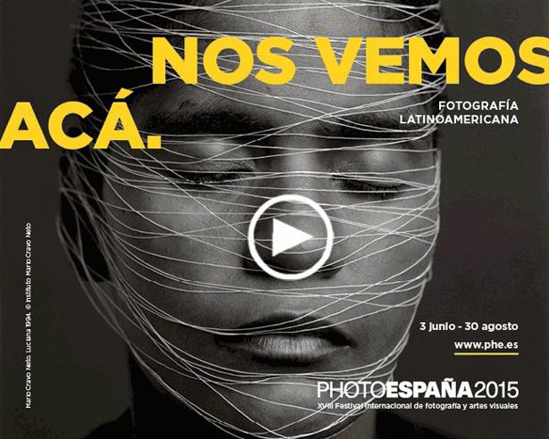 La fotografía latinoamericana se muestra en PHOTOESPAÑA 2015 con 101 exposiciones de 395 artistas