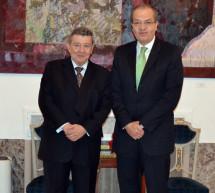 Los Embajadores de Colombia y Perú en España exponen su satisfacción por la contribución del gobierno español para la exoneración del visado Schengen