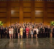 S.M la Reina Doña Sofía presidió la clausura del curso académico de la Escuela Superior de Música Reina Sofía