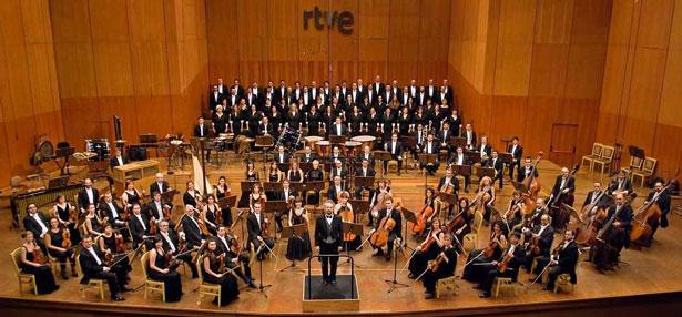RTVE. Orquesta y Coros