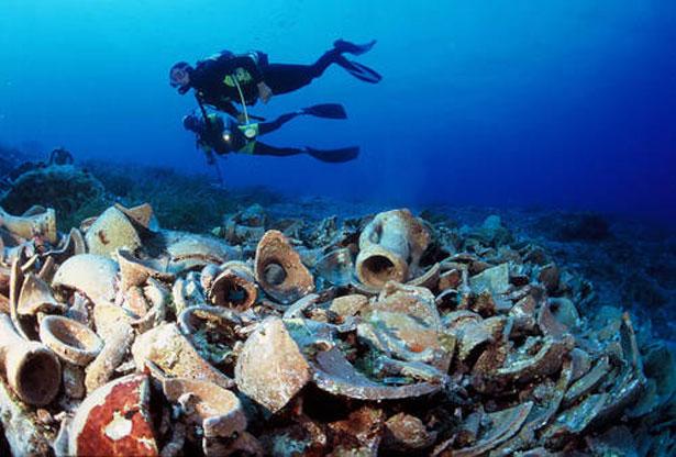 UNESCO. Patrimonio Cultural Subacuático