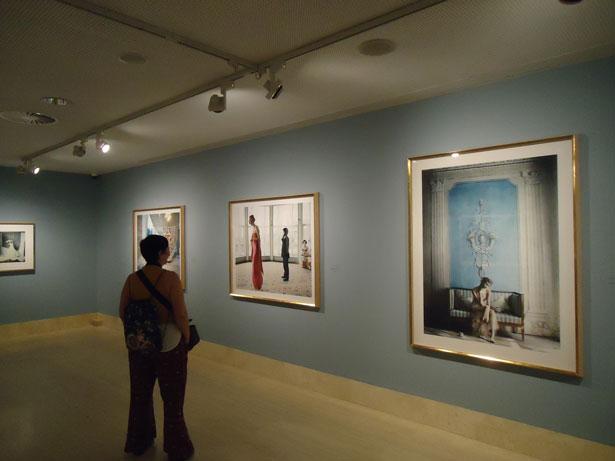 Exposicion: Vogue like a painting, en el Museo Thyssen. Foto: © patrimonioactual.com