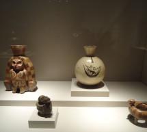 El arte mochica del antiguo Perú. Oro, mitos y rituales. Caixaforum Madrid