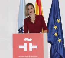 """La Reina agradece al Instituto Cervantes por ser """"instrumento de convivencia"""""""