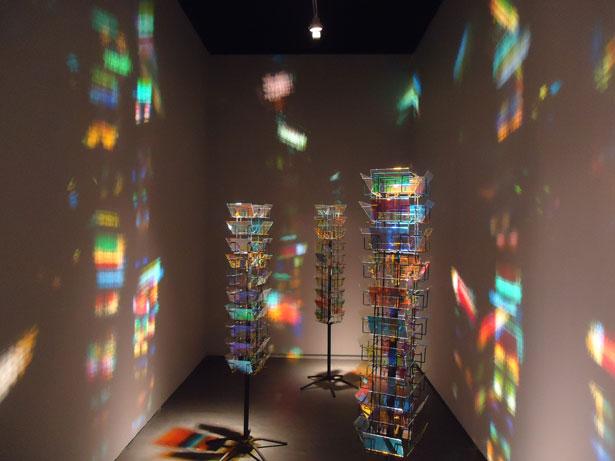 CentroCentro Cibeles. Exposición: Arquitecturas y espacios en la Colección Rac . Foto: © patrimonioactual.com
