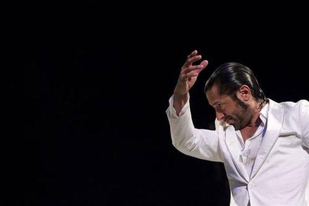 Flamenco en el Generalife con Poeta en Nueva York de Rafael Amargo