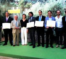"""Isabel García Tejerina entrega el """"Premio Alimentos de España al mejor Aceite de Oliva Virgen Extra de la campaña 2014 – 2015"""""""