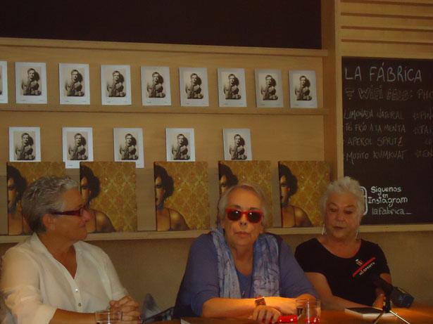 Premios PHotoEspaña 2015. Rosa Ros, Colita y Paz Errázuriz. Foto:  © patrimonioactual.com