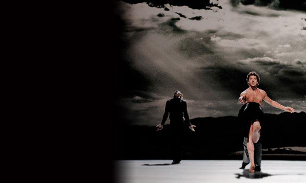 TEATRO REAL. Nederlands Dans Theater  Foto: Rahi Rezvani