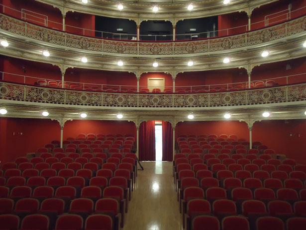 Teatro de la Comedia, Madrid (España). Foto: © patrimonioactual.com