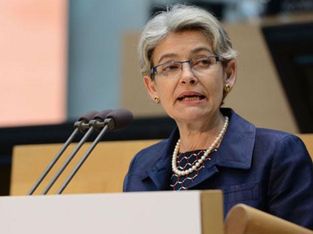 UNESCO Director-General, Irina Bokova © UNESCO