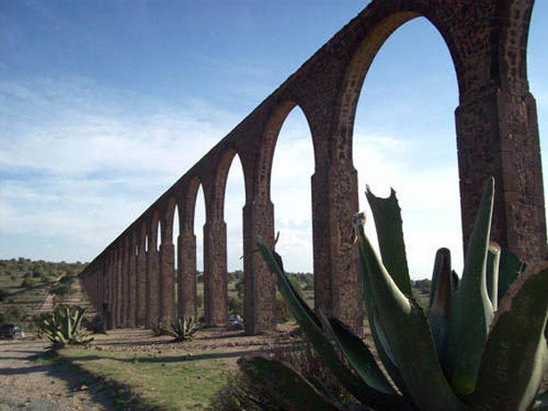 UNESCO. Acueducto del Padre Tembleque, el complejo hidráulico más importante construido durante el virreinato en el continente americano.