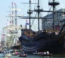 Vuelve SAIL Ámsterdam, el evento náutico más grande del mundo