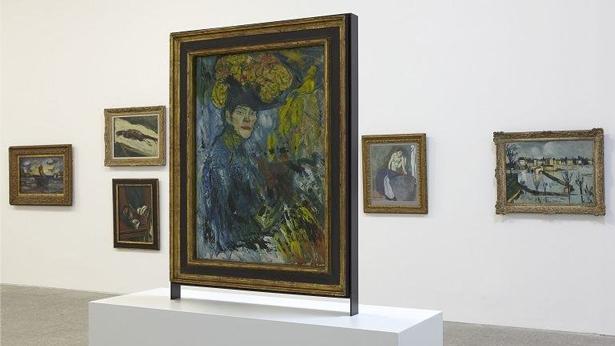 Museo Reina Sofía. Exposición: Coleccionismo y Modernidad. Dos casos de estudio: Colecciones Im Obersteg y Rudolf Staechelin, 2015