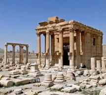 La Directora General de la UNESCO condena firmemente la destrucción del templo antiguo de Baalshamin en Palmira (Siria)