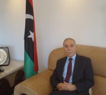 Entrevista a Mohamed Alfaqeeh Saleh, Embajador de Libia en España