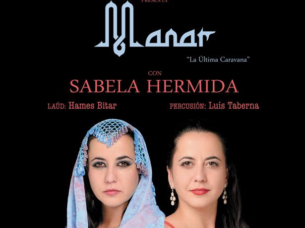 Sabela Hermida es la protagonista de MANAR