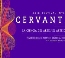 Colombia protagonista en la edición 43 del Festival Internacional Cervantino de México