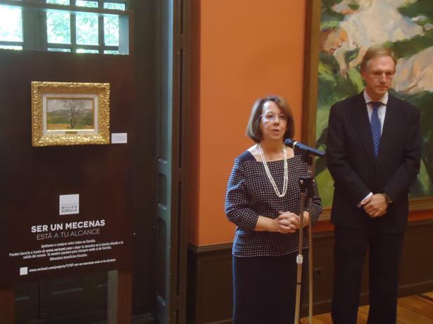 El Museo Sorolla busca mecenas para comprar Almendro en flor