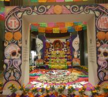 Día de los Muertos tradición mexicana en el Cervantes