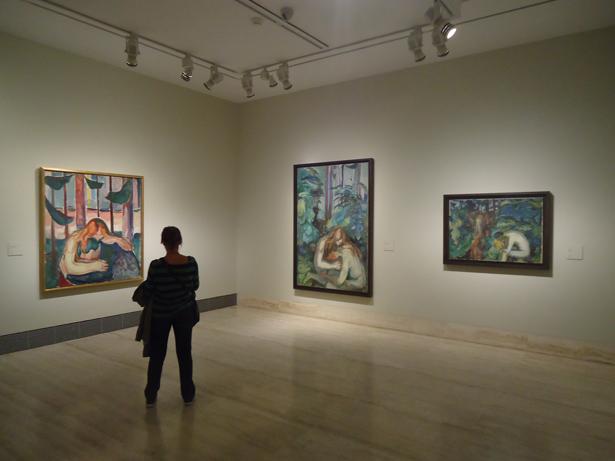 El Museo Thyssen presenta la exposición Edvard Munch. Arquetipos