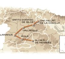 El Camino de la Lengua Castellana nos ofrece un apasionante viaje a los orígenes del castellano