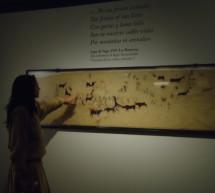 El MNCN y AC/E presentan la colección de calcos de pinturas rupestres de la Península Ibérica