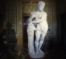 """""""Hércules en su clava"""", una obra recuperada de las Colecciones Reales"""
