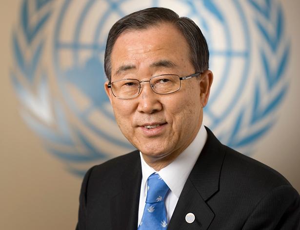 El secretario general de Naciones Unidas, celebra el 70 aniversario de la Carta Fundacional con las agencias que trabajan en España