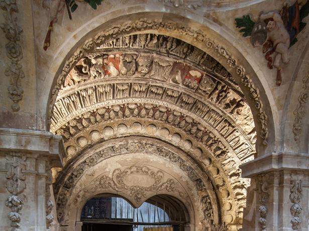 Fundación santa María la Real. iglesia de San Martín de Salamanca