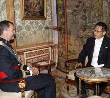 Entrevista al Embajador de Japón en España, Kazuhiko Koshikawa