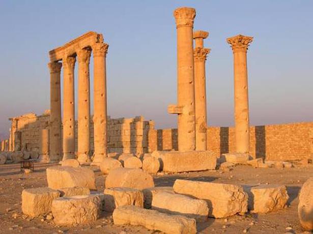 La Directora General de la UNESCO y el Presidente Putin tratan sobre la protección del patrimonio cultural en las zonas en conflicto del Iraq y Siria
