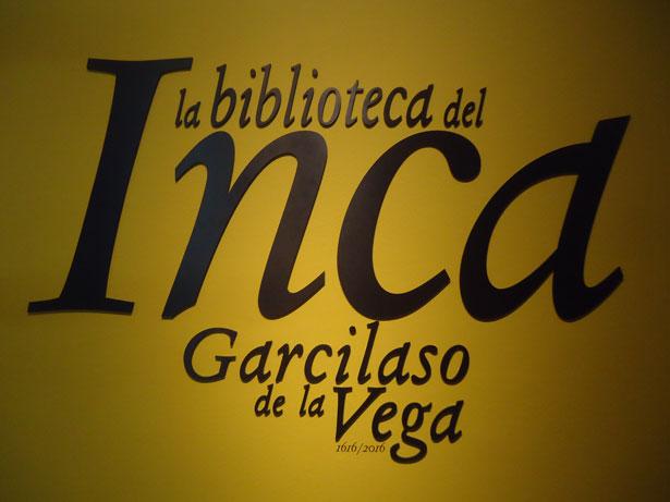 La biblioteca del Inca Garcilaso de la Vega en la BNE y en Casa de América