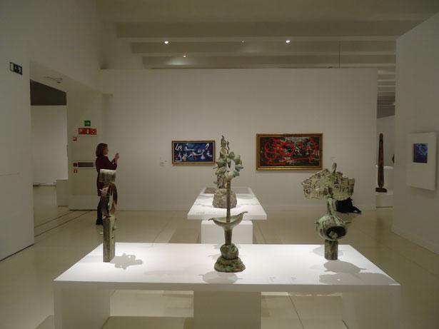 Miró y el objeto. CaixaForum Madrid