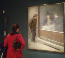 Fundación MAPFRE presenta en una gran exposición el nacimiento del arte moderno italiano desde la mirada de los pintores divisionistas y futuristas
