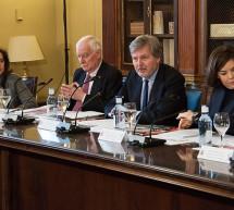 Se celebra en la BNE el Pleno de la Comisión Nacional IV Centenario de la muerte de Cervantes