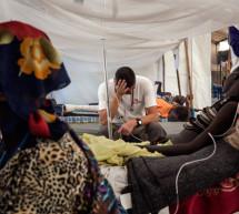 Médicos Sin Fronteras presenta en el CBA la exposición ´Seguir con vida, de la fotoperiodista Anna Surinyach