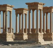 La Directora General de la UNESCO y el Presidente Putin hablan sobre la protección del patrimonio cultural de Palmira